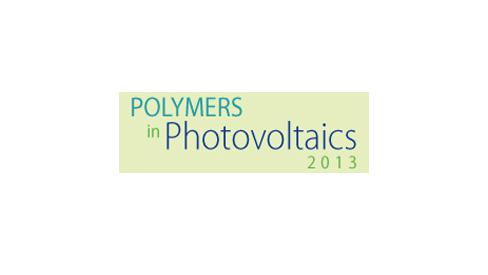 Coveme alla Conference : Polymers in Photovoltaic