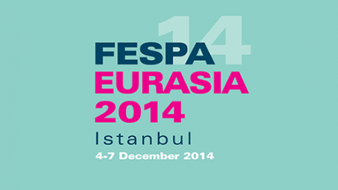 Coveme at Fespa Eurasia 2014