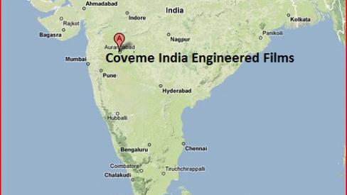 A new trading company in India for Coveme