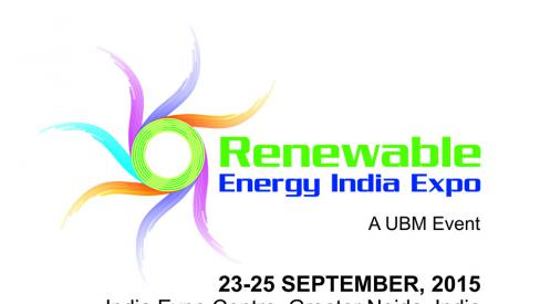 Renewable India Energy Expo 2015