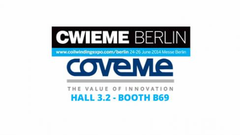 Coveme at Coil Winding 2014