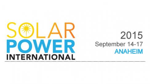 Solar Power International 2015