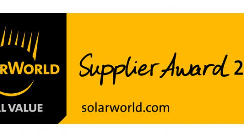 Coveme : Winner of Solar World supplier