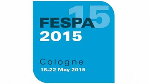 Coveme at Fespa 2015, Cologne
