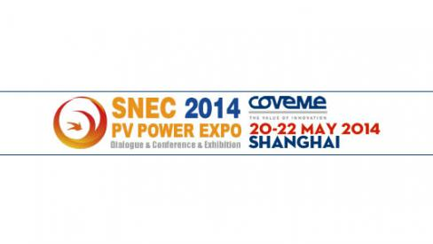 Coveme at SNEC in Shanghai
