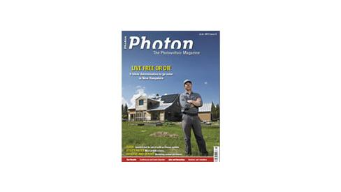 Photon: Coveme manufacture of fluoripolymer free backsheet