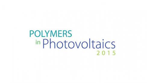 Coveme at Polymers in Photovoltaics 2015