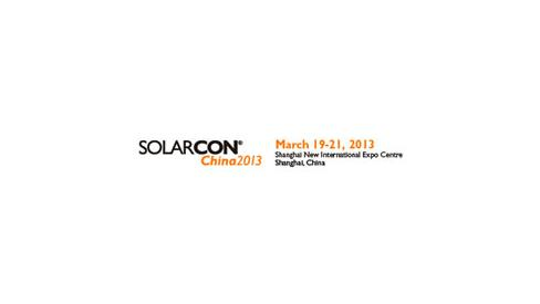 Solarcon | Shangai 20th March 2011