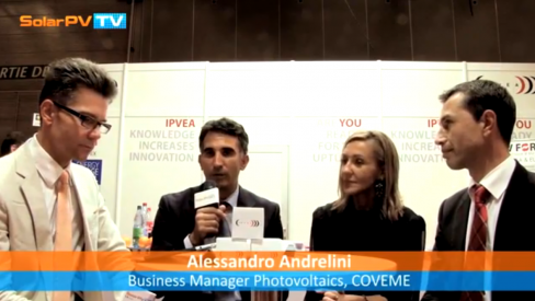 Coveme Interview at EUPVSEC