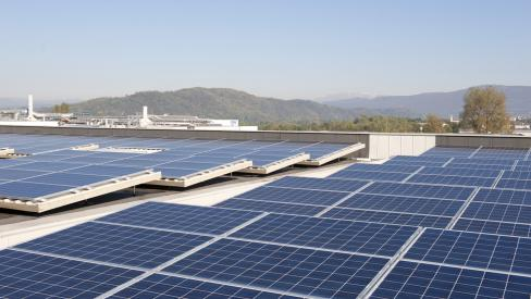 Installation of 158 Kw in Gorizia plant