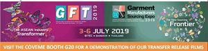 Coveme a GFT Expo 2019 TAILANDIA