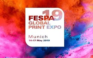 Coveme a FESPA Expo 2019 GERMANIA