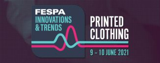 FESPA Innovations & Trends June 2021: Printed Clothing