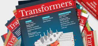 Transformer Magazine interview